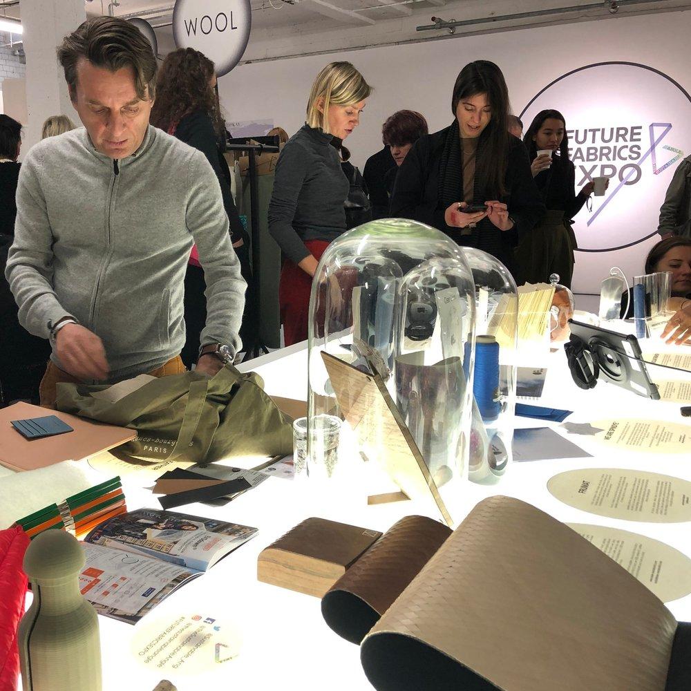 Innovative Fabric Solutions at Future Fabrics Expo