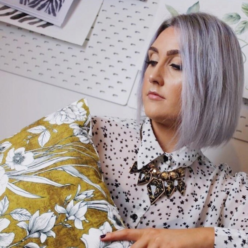 Designer Hazel Carruthers: I enjoyed my time within in house studios. It was a massive growth period where I learned so many skills from being around other designers and being taught about the specifics of a product.