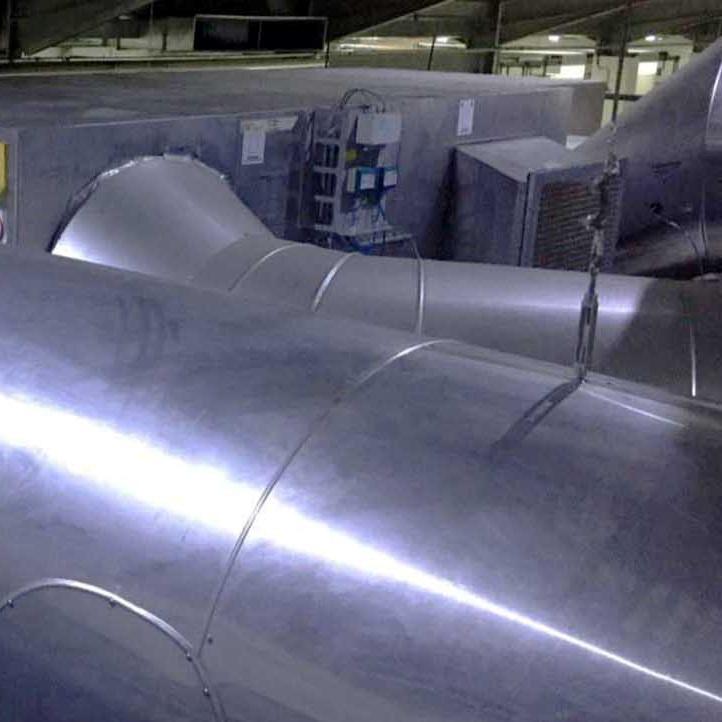 Bruckner Eco-Heat Installation