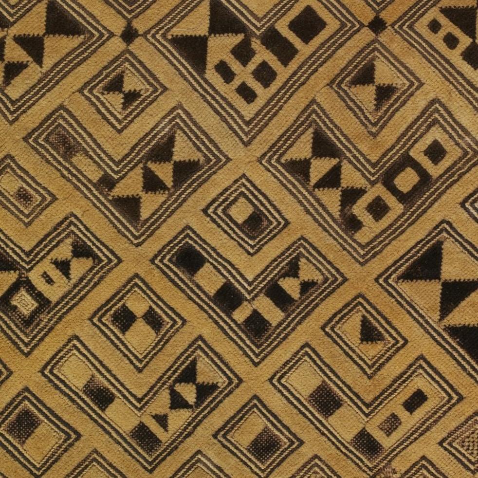 20th Century English Textile