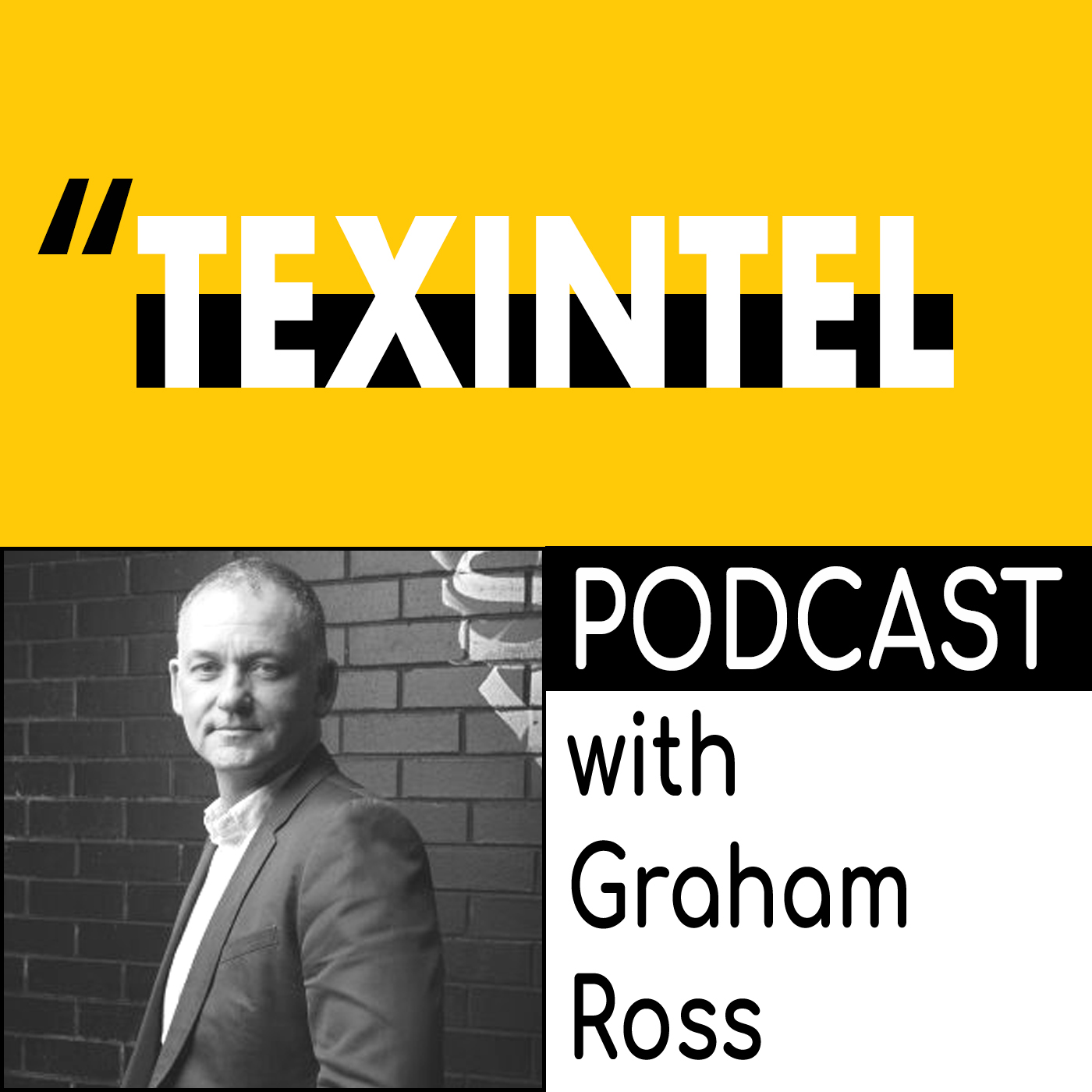TEXINTEL TALKS - EPISODE 016 - GRAHAM ROSS OF BLOCKTEXX AND KUSAGA TALKING ECO SPORTSWEAR AND RECYCLING WASTE