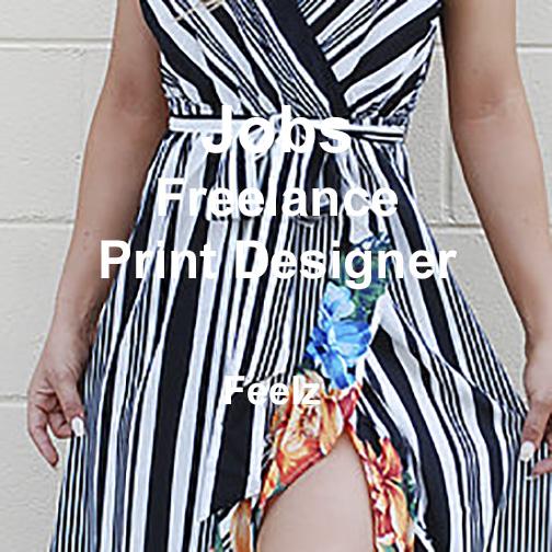 Jobs Freelance Print Designer Feelz Texintel