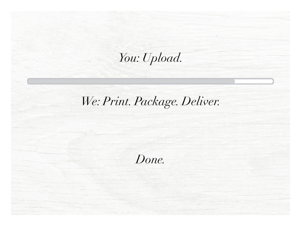 Printbox.direct - is an all-in-one solution for image delivery that begins with a simple upload and ends with a beautiful, perfectly presented box of photographs and/or keepsake USB.