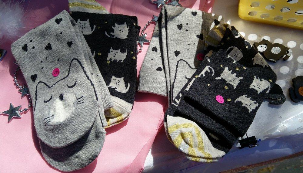 Socks etc