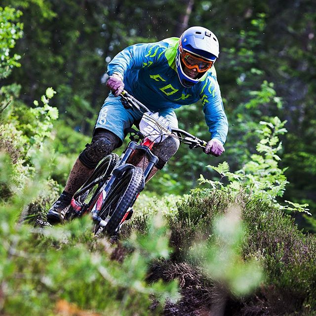 Mathias Nyman #ess17 #enduro #gesunda #enduroswedenseries #bike #mtb #mountainbike #sweden #dalarna