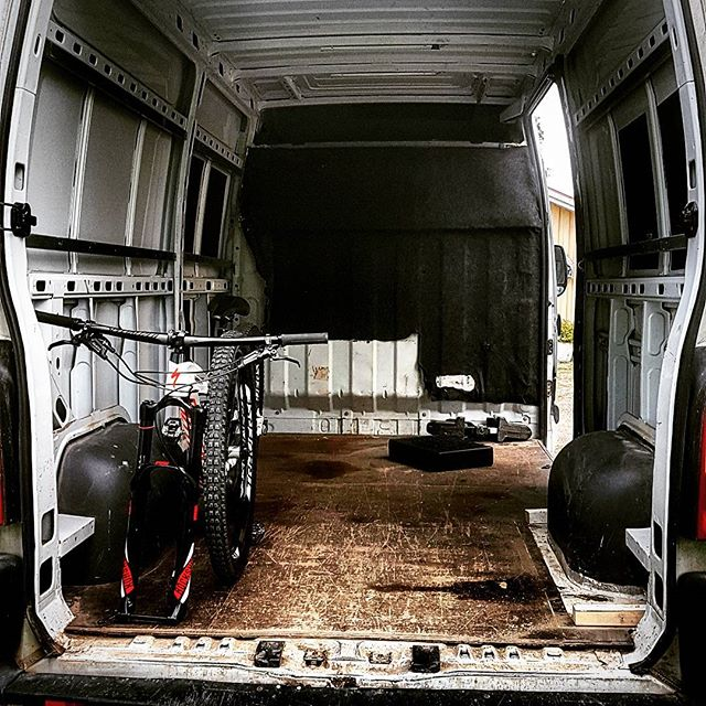 Planing for my #vanlife