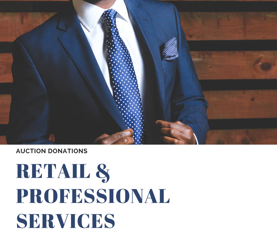 Retail & professional services