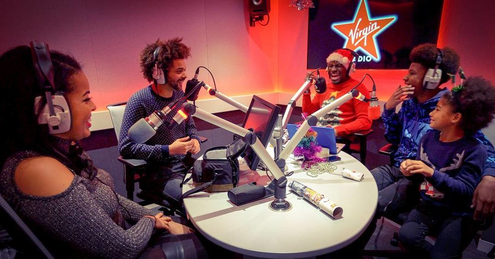 Johnny and Inel - Virgin Radio UK - 2.jpg