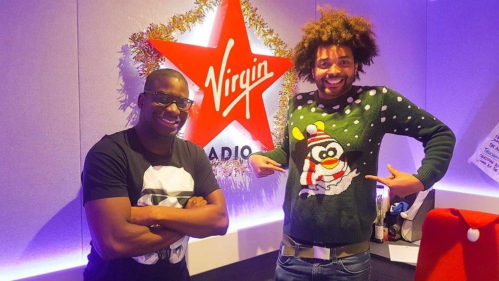 Johnny and Inel - Virgin Radio UK - 3.jpg