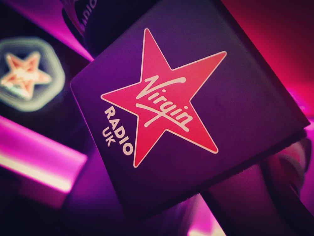 Johnny and Inel - Virgin Radio UK - 1.jpg