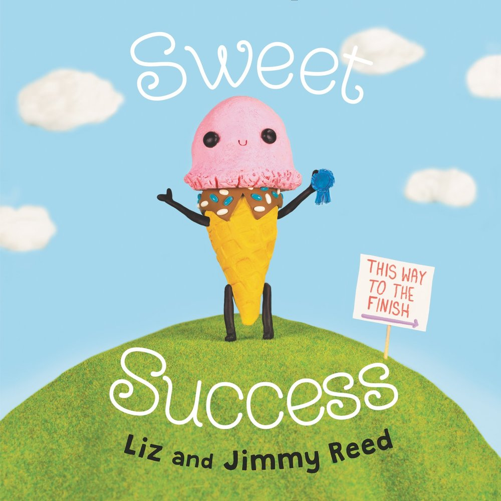Sweet Success - Nothing makes Scoops happier than starting a sweet new project. She just isn't the best at completing them.When Scoops realizes her gift isn't ready for the Cherry twins' surprise birthday bash, she waffles about whether to go.  With the party happening that same day, Scoops quickly throws something together only to find her gift doesn't quite measure up.Will Scoops play it cool and figure something out, or will she have a complete meltdown?Harper Collins, 2017