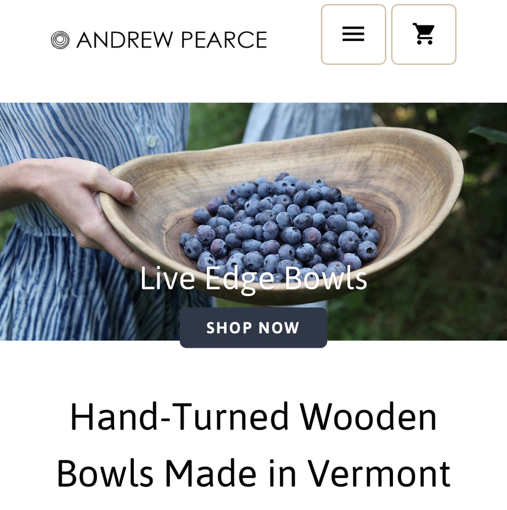 www.AndrewPearceBowls.com