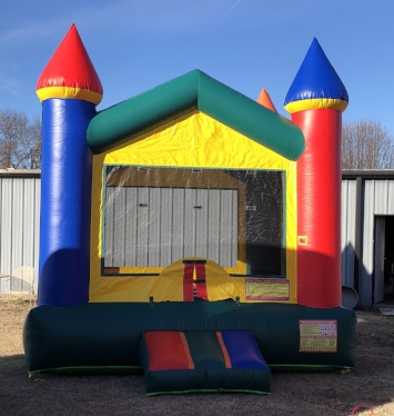 Bounce House #2   -    $115 + tax  13'W x 13'L x 15'H