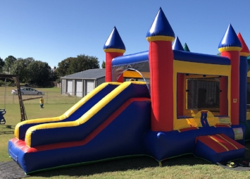 Bounce and Slide #1   -    $150 + tax  13'W x 22'L x 15'H
