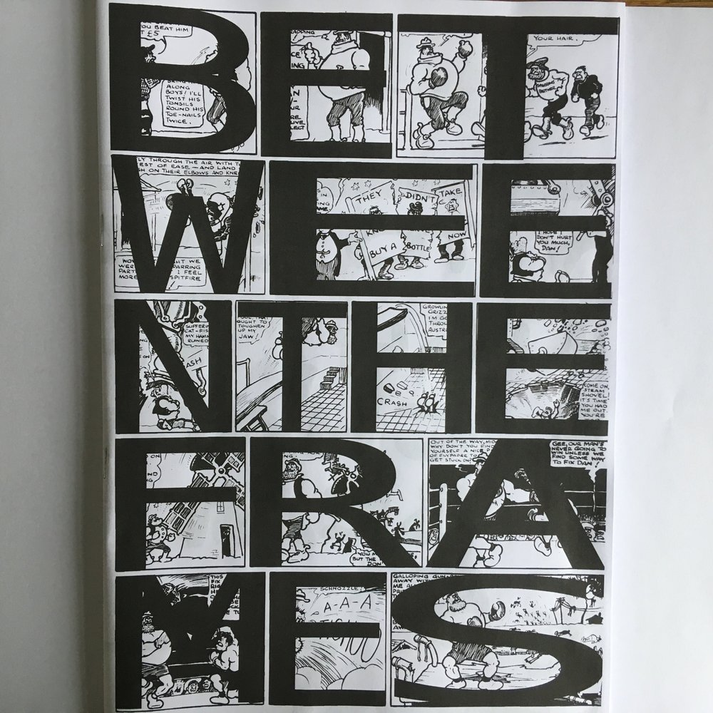 Between The Frames