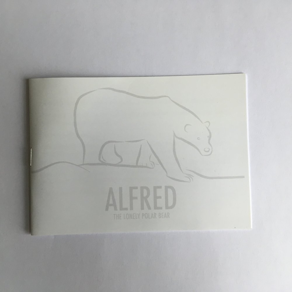 Alfred the Lonely Polar Bear