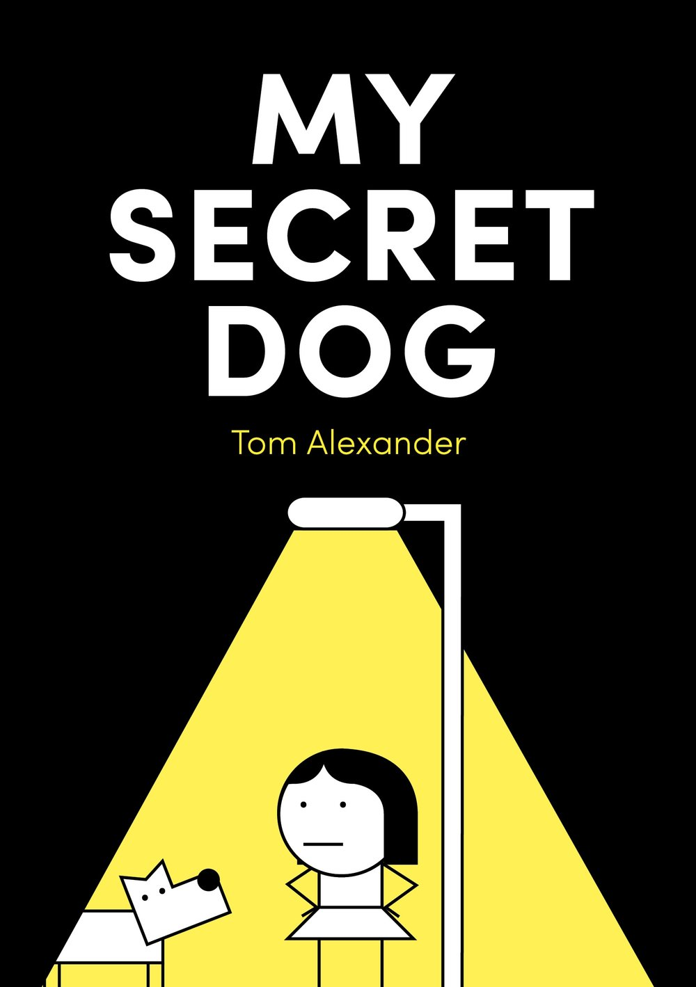 My Secret Dog cover - text is Sofia Pro BOLD.jpg