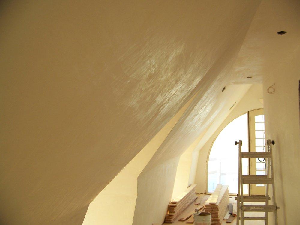 Plaster Finish