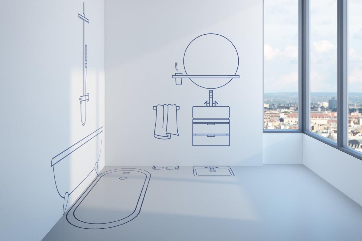 Beautiful Low Bathtub Sketch - Bathtub Ideas - dilata.info