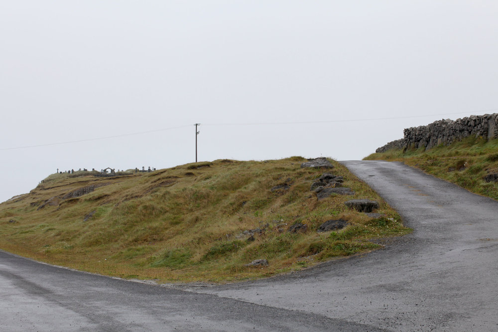 Photographs of Inis Oírr by Eric Tucker