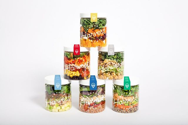 Our salad squad! Which flavor is your favorite?