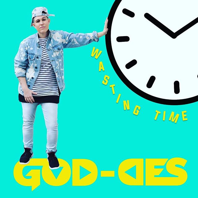 Super excited to announce that I'll be releasing my new music video and song Wasting Time tomorrow!  A song that goes out to all my dreamers!! #lgbt #dykesofinstagram #hiphop #pnw #wastingtime