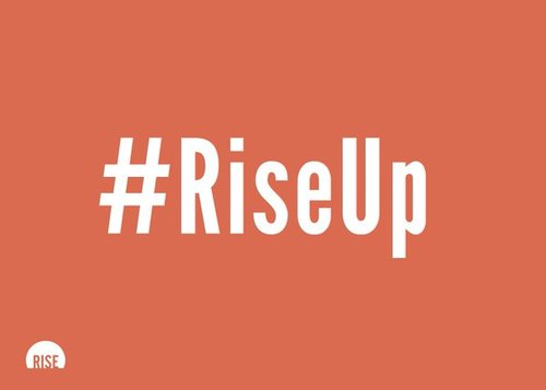 Rise NOW - Rise is a national civil rights nonprofit. We help people pen their own civil rights into existence. In 2016, we drafted and passed the Sexual Assault Survivors' Bill of Rights unanimously through Congress, a feat only 21 bills in modern U.S. history have done. Rise has been recognized by New York Magazine as one of the best things that happened in 2016 and by the Washington Post as one of the top charities in America to donate to.