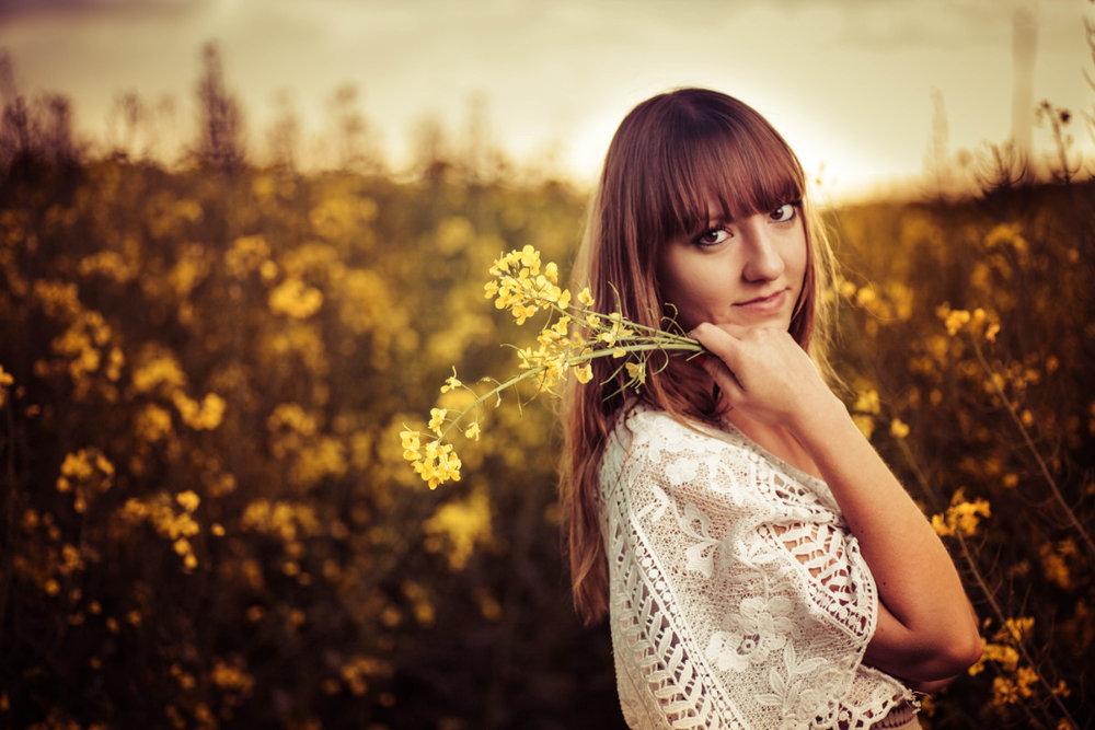 Portrait couleurs