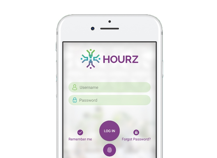Get Hired - Once you've joined the HOURZ community, get matched in real-time with work opportunities that fit your life and your schedule – not the other way around.