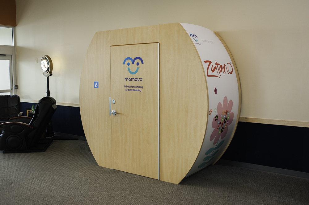 Mamava Lactation Suite