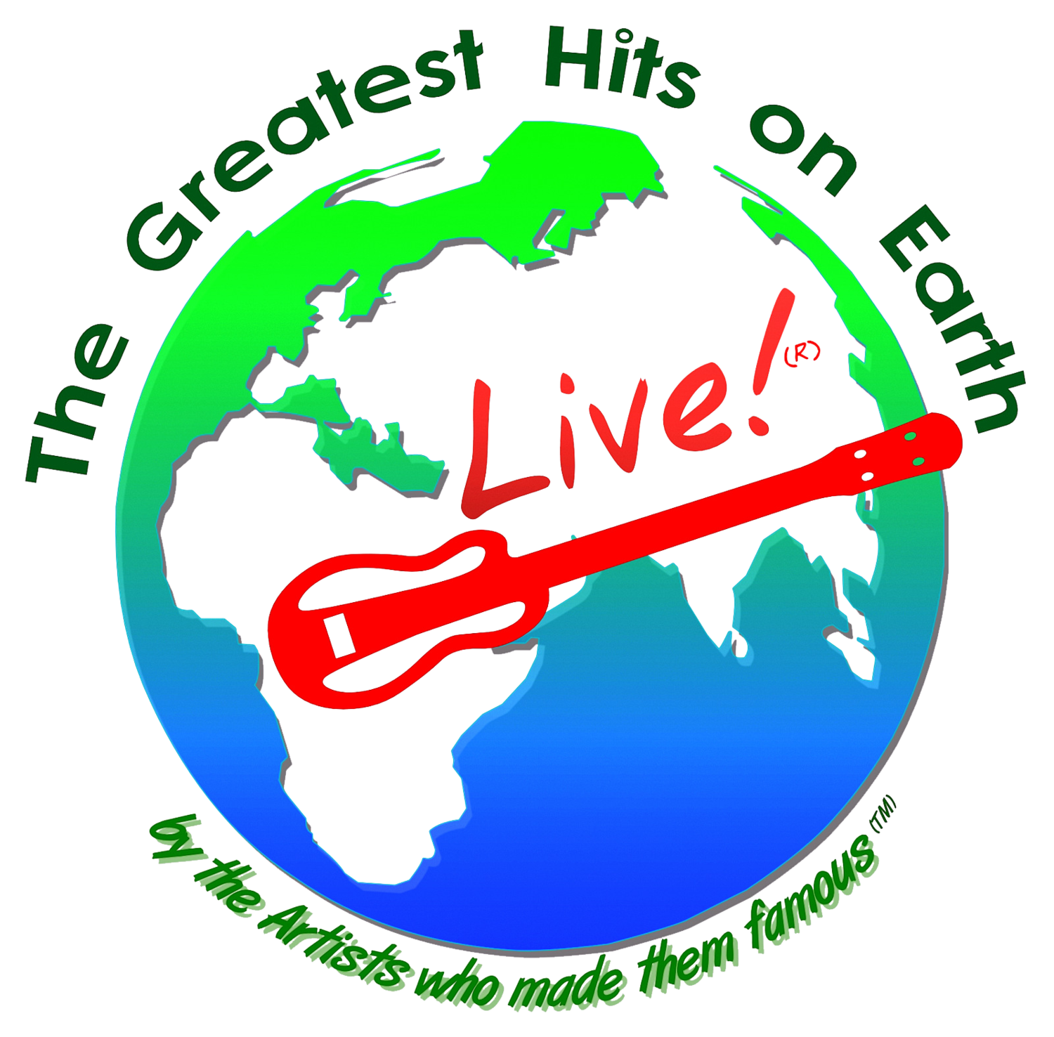 THE GREATEST HITS — LIVE!
