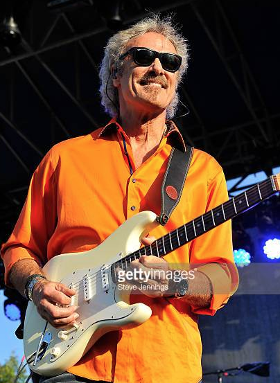 Dave Jenkins<br>of Pablo Cruise™<br><i>What You Gonna Do</i>