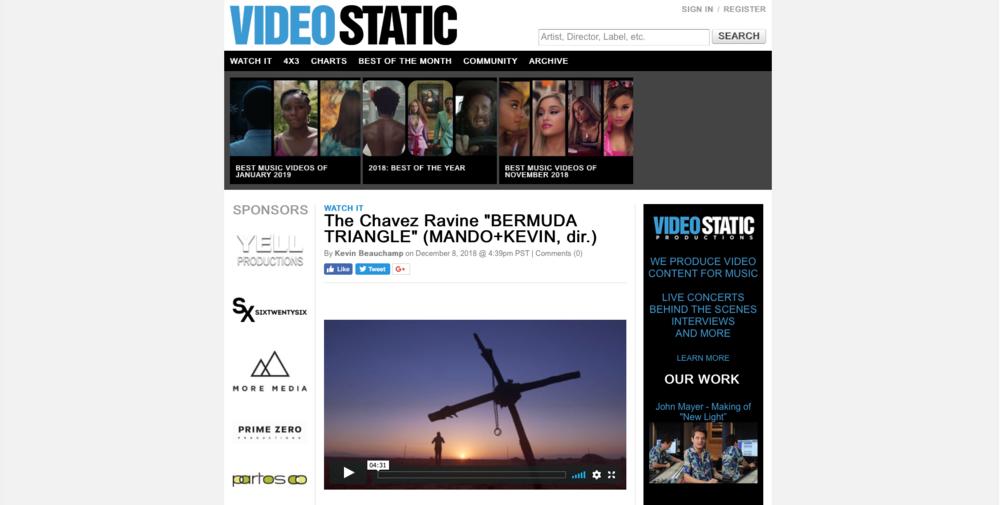 VIDEOSTATIC.COM - BERMUDA TRIANGLE