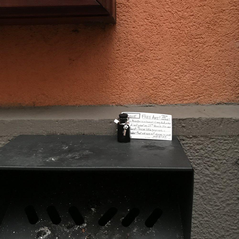 Prague Drop II, 3/31/18