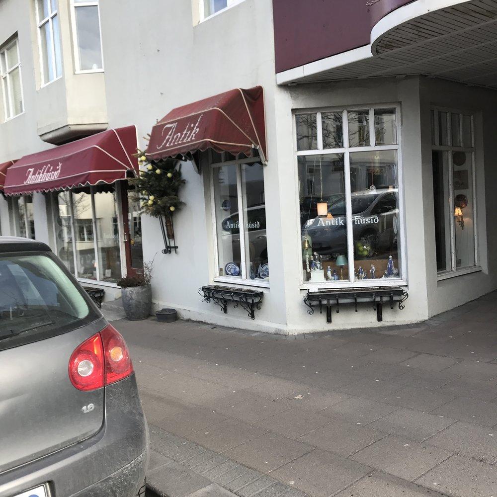 Reykjavik drop II 4/1/18