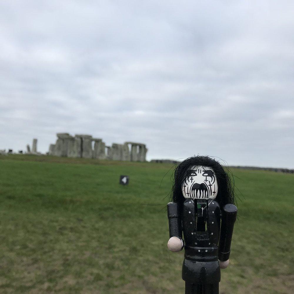 Stonehenge, Salisbury England 2019