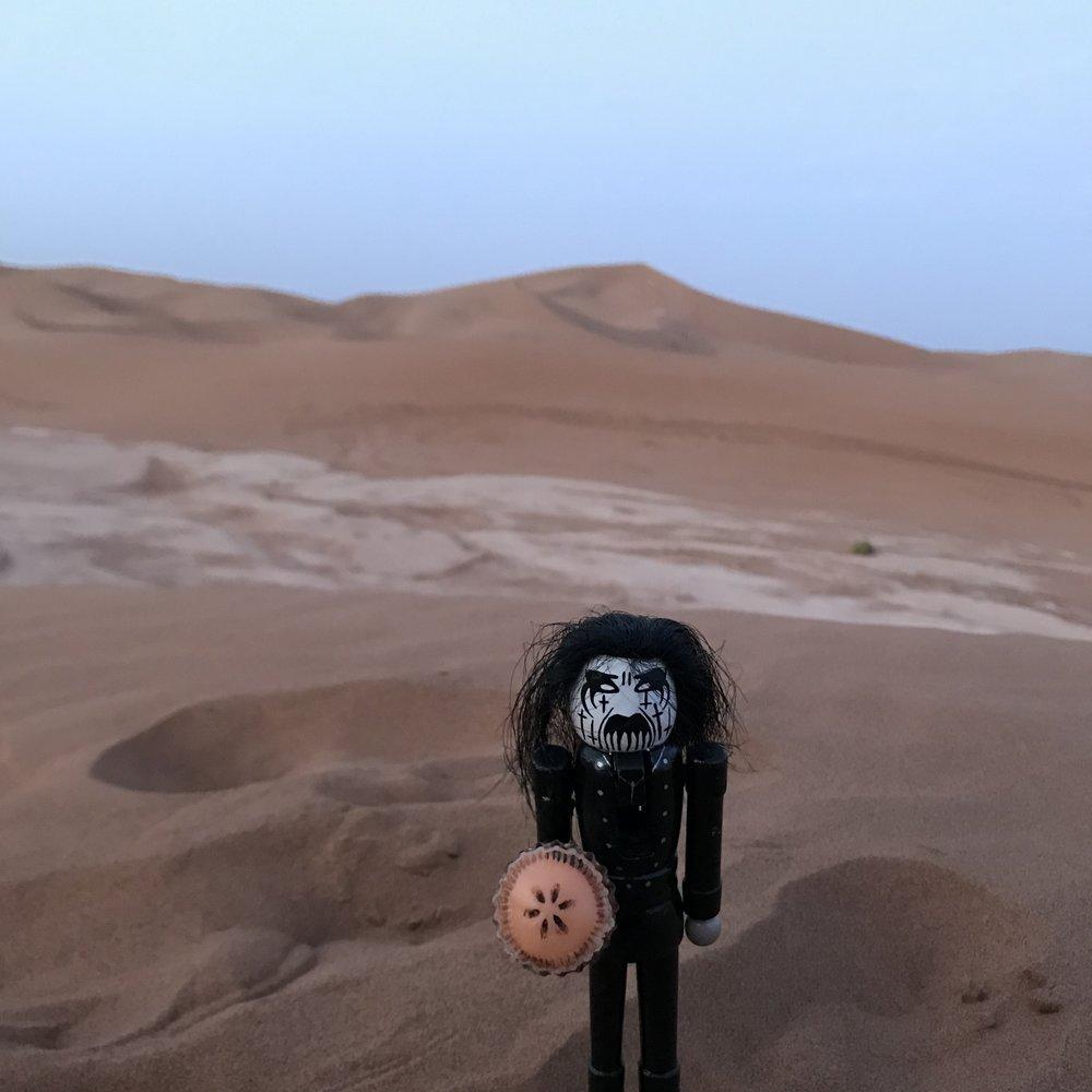 Sahara Desert, Erg Chigaga, Morocco 2018