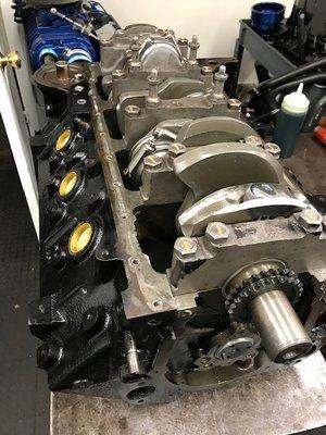 Chevy Big Block — Wolverine Engines