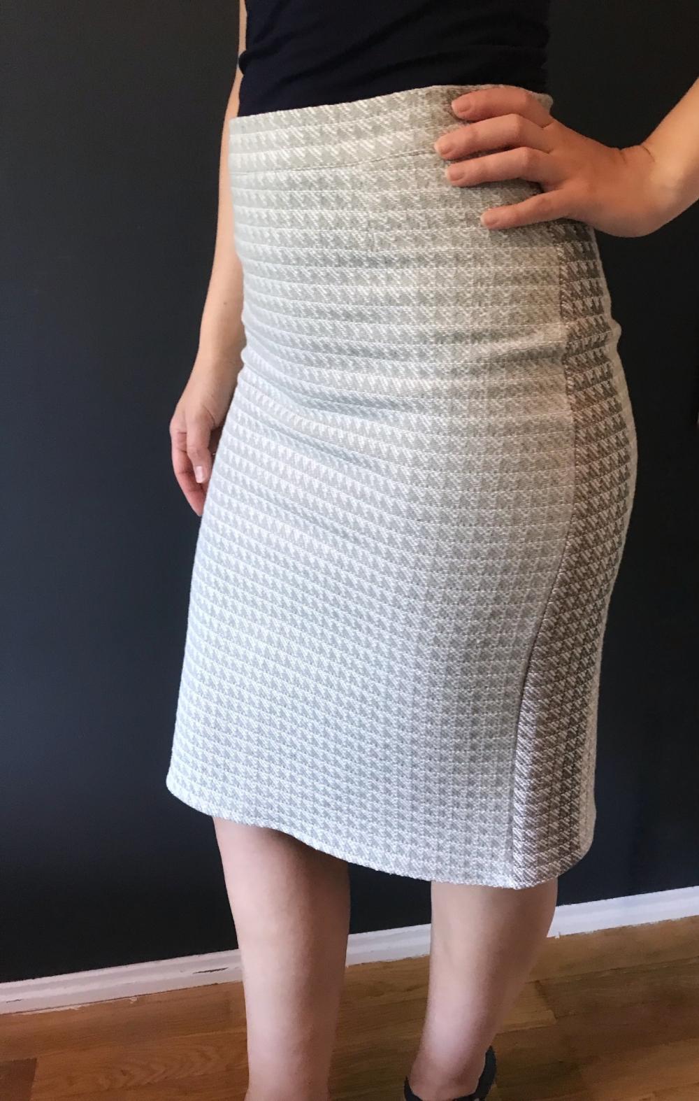 Mønsteret til Josephine blyantskjørt finner du her:https://melilot.no/collections/frontpage/products/josephine