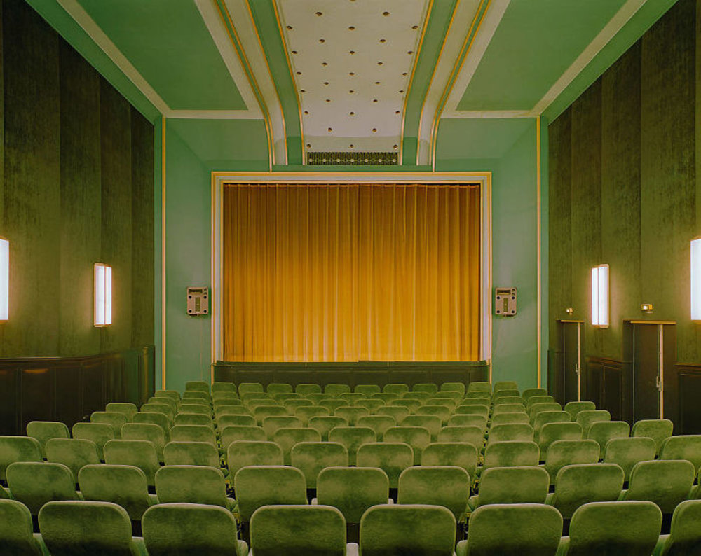 """Cinemas"" by Sylvia Ballhouse"