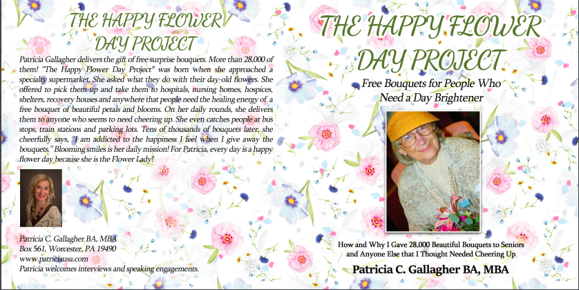 Read about the stories and adventures of the Happy Flower Day Project!