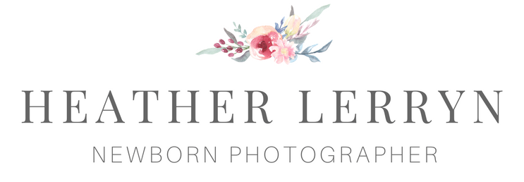Heather Lerryn Photography - Newborn Photographer