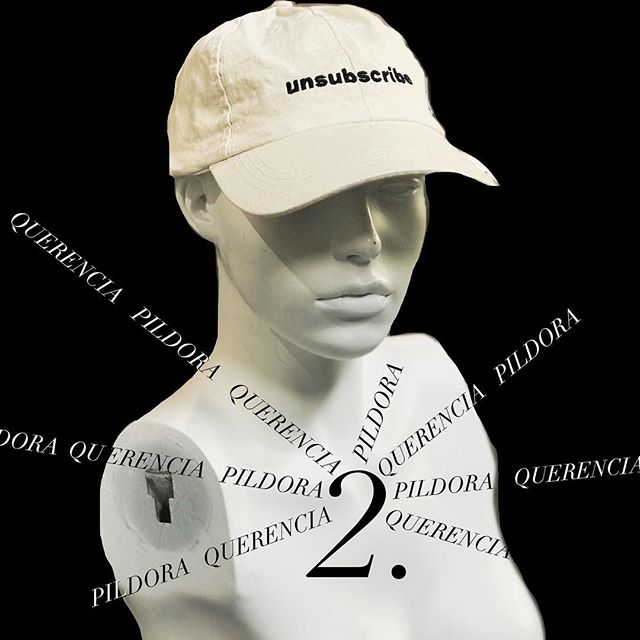 ❄️Pildora's Sustainable Gift Guide❄️ @querenciastudio's UNSUBSCRIBE Campaign draws attention to the impact of fast fashion and encourages people to unsubscribe from the consumption practices promoted by the fast fashion industry. This hat is a perfect gift for an environmentally conscious friend. Available at querenciastudio.com . . . . . #FashionAbility #QildoraxQuerencia #querenciastudio #pildoranyc #thecanvasnyc #WalzwithQuerencia #unsubscribe #pildoraevents #waltzinwalz #lifestyle #modernluxury #sustainablefashion #fashion #event #upcoming #disruption #pildora #nyc #photoshoot #nyfw#upcycle #sustainabledesigner #sustainablegifts #giftguide #happyholidays #hat #slowfashion #unsubscribe