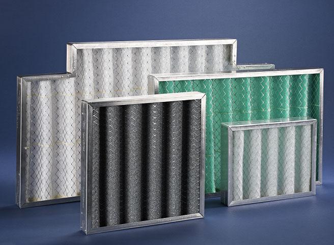 Industrial/medical air filters