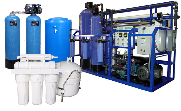 Commercial industrial filtration