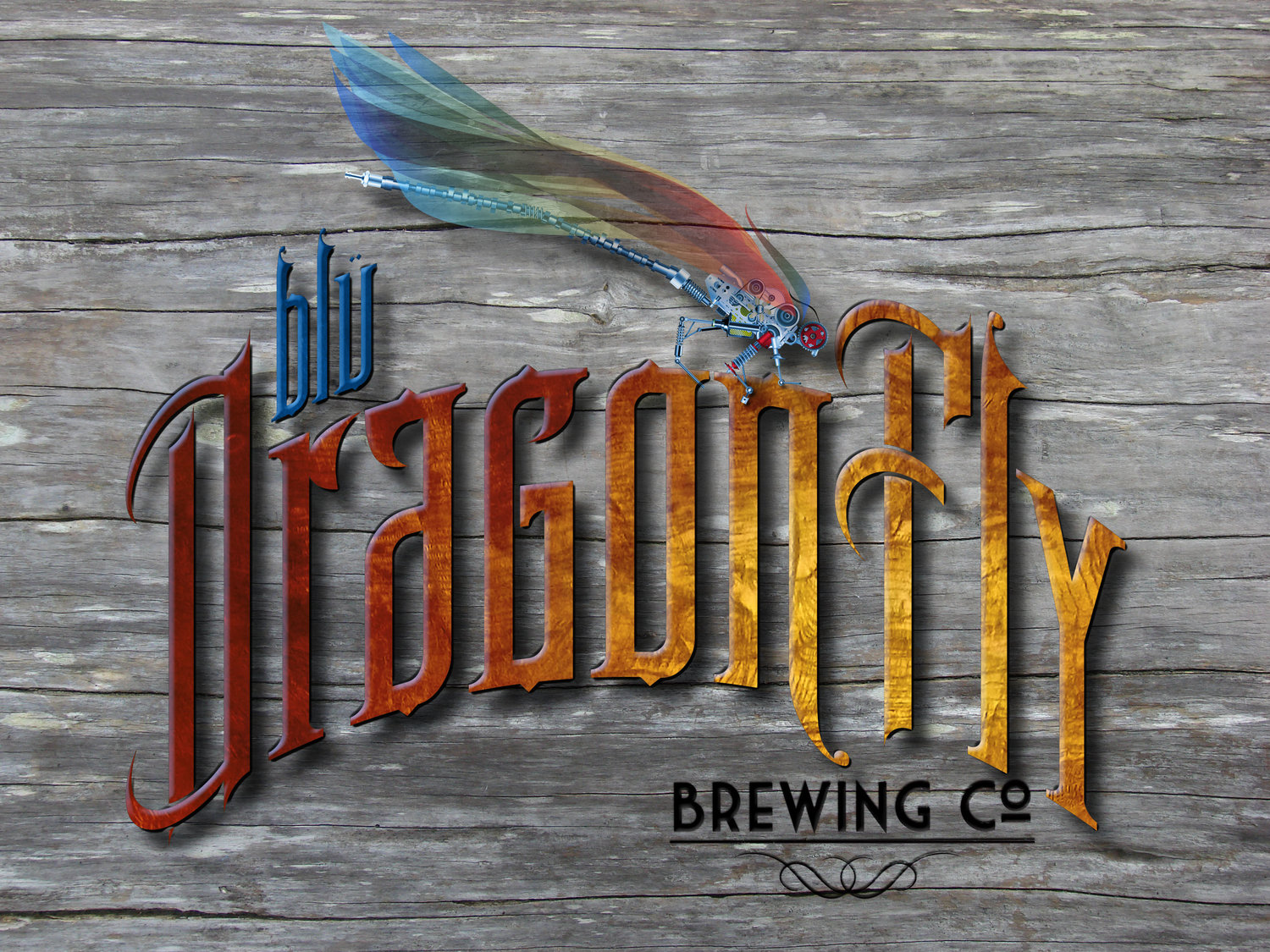 Blü Dragonfly Brewing