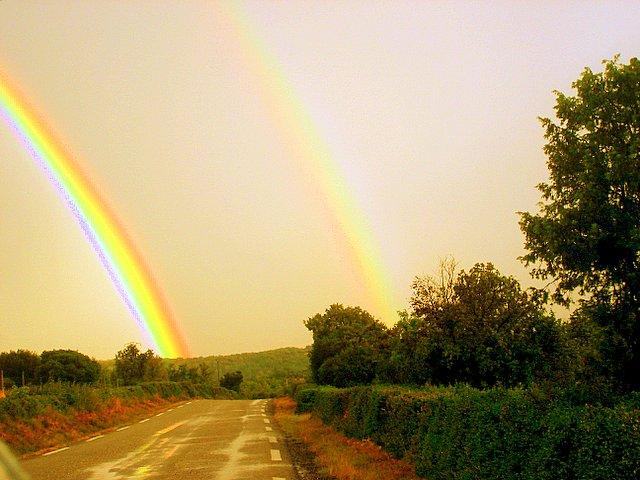 Rainbow- Uzes