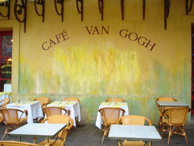 Cafe Van Gogh, Arles