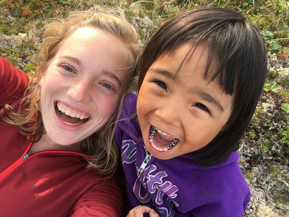 Mission to Kotlik, Alaska - 2017  Jori & Carmen