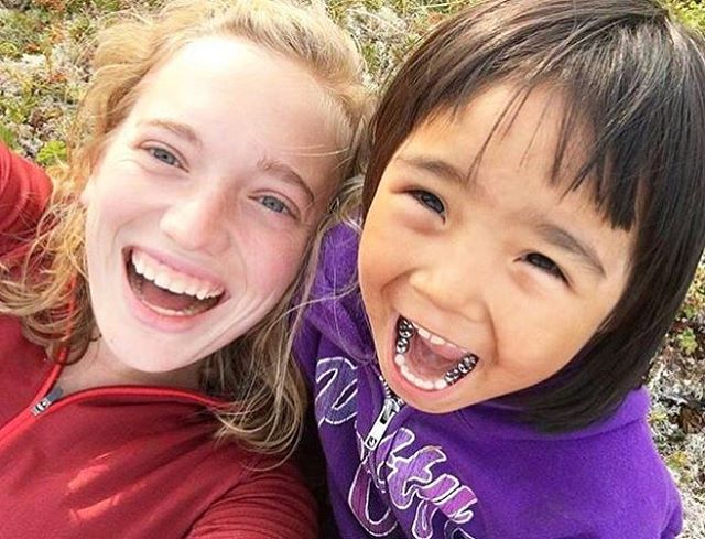 """Meet Karmen. SCIO's mission is to design and build community spaces helping children like her heal from trauma, and loss of identity in poverty-stricken places.  You can donate to our cause at www.scioliving.life at our """"Donate"""" page! (link in bio) . #givingtuesday #givingtuesday2018 #SCIO #scciodesign #architecture #healingspaces"""